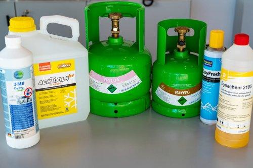 Φρέον και απολυμαντικές εφαρμογές κλιματιστικών